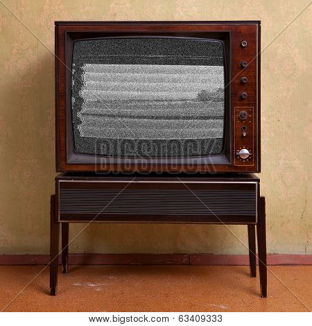 Tv and television
