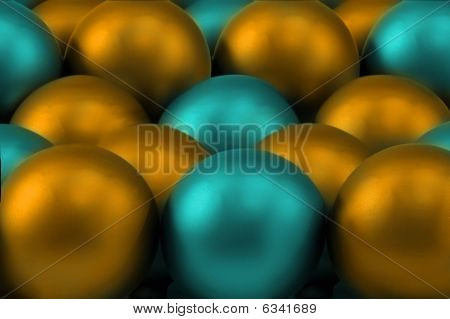 Atoms lattice