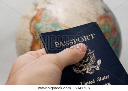 US Passport, traveling the world