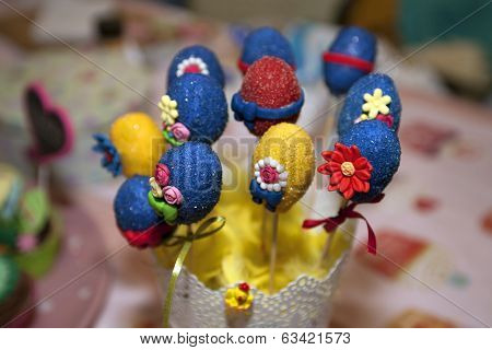Sweet Easter Eggs