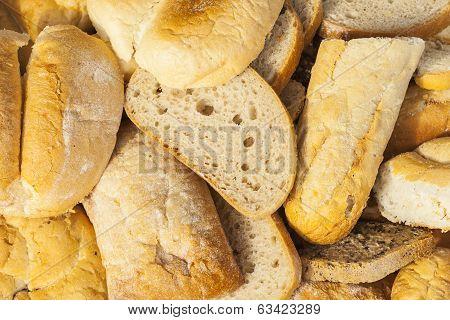 Baked Goods. Bread.
