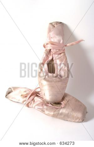 Ballet Slippers Old