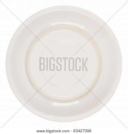 Bottom Side Of Plate