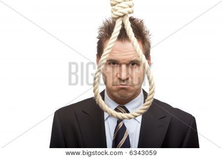 Econimic Crisis Force Business Man To Suicide
