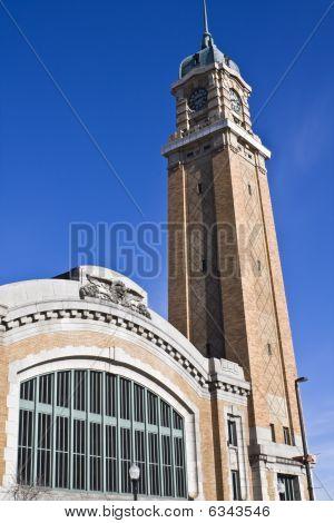 Tower In Ohio City