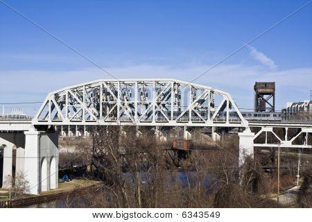 Brücke in cleveland