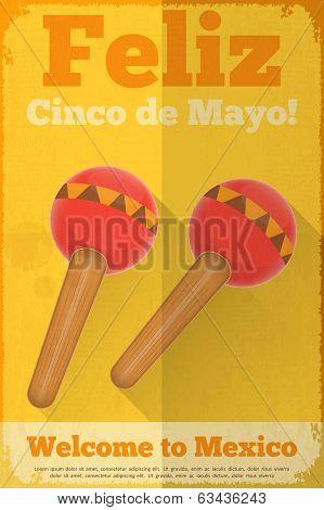 Mexican Maraca