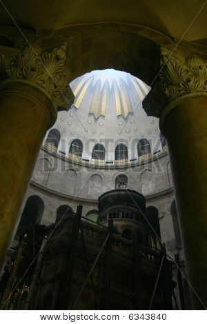 Sepulchre of Jesus Christ Church - Jerusalem - Israel