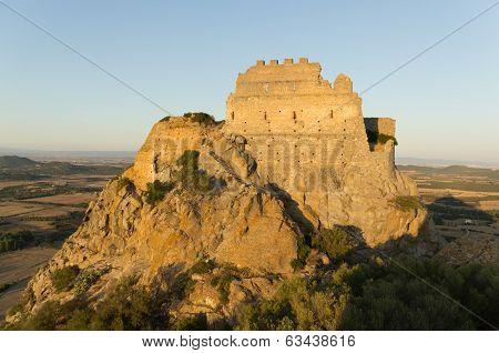 Ruins Of A Castle