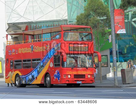 Melbourne sightseeing bus