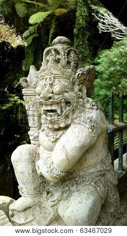 Balinese God (stone)