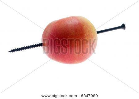Apple Pierce Screw