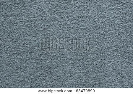 Silvery Texture Of Fleecy Fabric