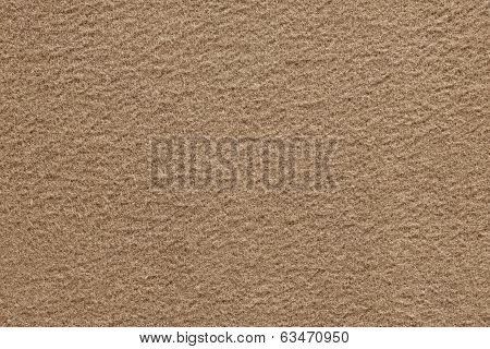 Brown Texture Of Fleecy Fabric