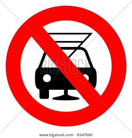 Dont Drink And Drive Sign