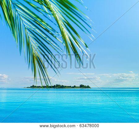 Seascape Peace Island