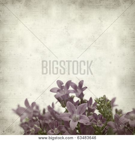 Textured Old Paper Background With