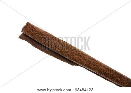Macro Image Of Cinnamon Stick Bark