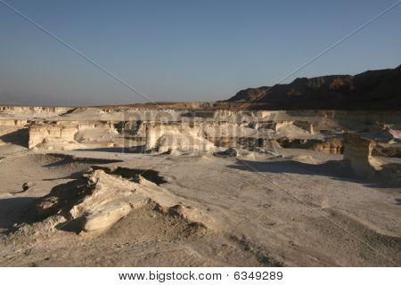 Dead Sea Scenic Desert View