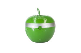 picture of ozone layer  - Green Apple Plastic make Ozone in my room - JPG