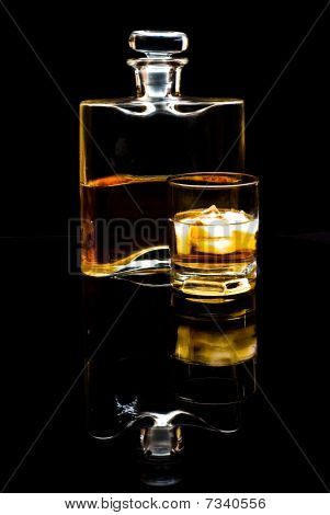 Scotch Whiskey Or Bourbon