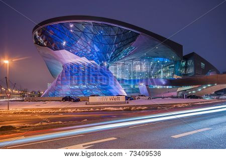 BMW World, Munich