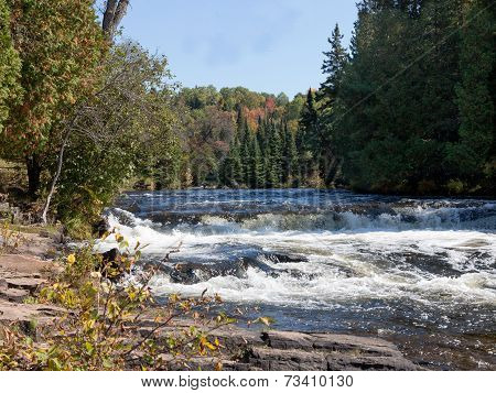 River Waterfalls