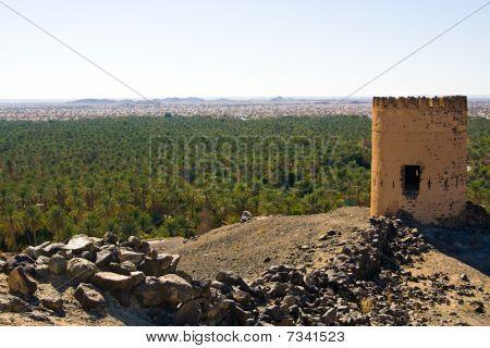 Hajar Mountains, Oman