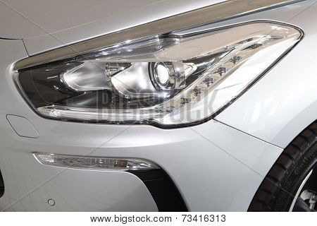 Citroën Ds5 Front Lights