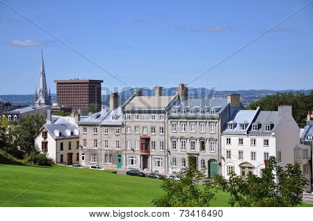 Quebec City Buildings