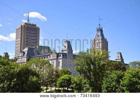Quebec Parliament Building, Quebec City
