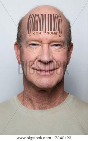 Barcode-Mann