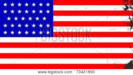 Civil War Union Flag