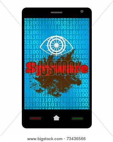 Spyware Smartphone