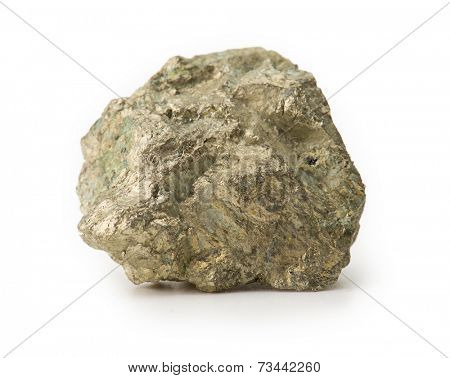 Pyrite, also known as