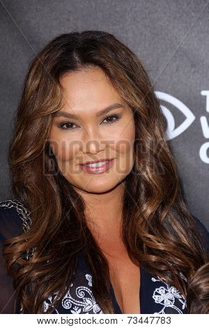 LOS ANGELES - OCT 6:  Tia Carrere at the