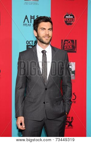 LOS ANGELES - OCT 5:  Wes Bentley at the