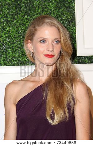 LOS ANGELES - OCT 7:  Winter Ave Zoli at the Club Tacori 2014 at Hyde on October 7, 2014 in West Hollywood, CA