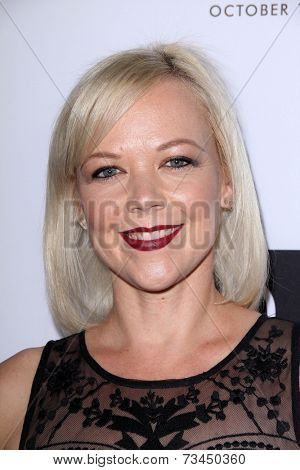 LOS ANGELES - OCT 7:  Emily Bergl at the
