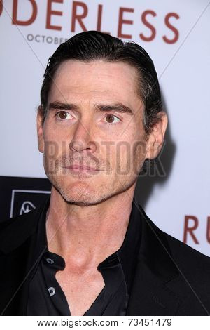 LOS ANGELES - OCT 7:  Billy Crudup at the