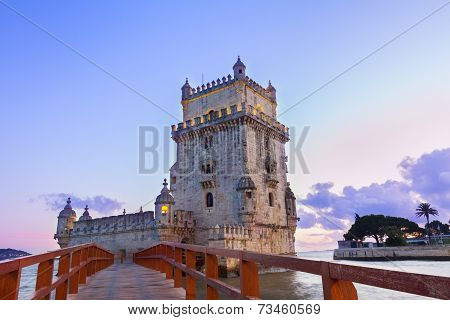 Torre of Belem, Lisbon, Portugal