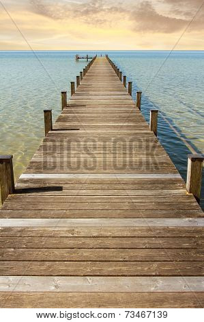 Boardwalk To The Endless Horizon