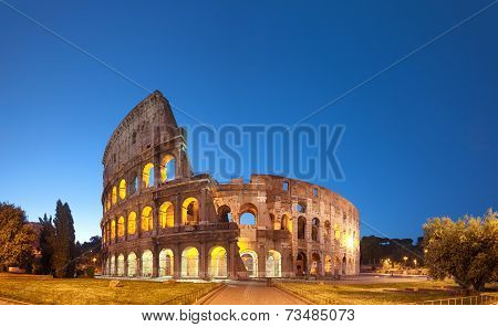 Colosseum, Rome - Italy