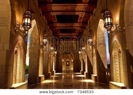 Oman - Sultan Qaboos Grand Mosque