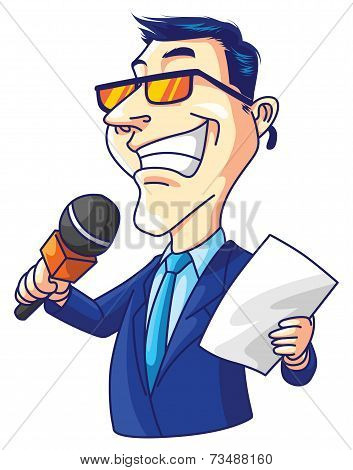 Reporter Man
