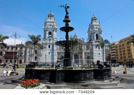 Lima City, Peru