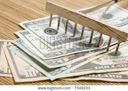 Arrecadar dinheiro