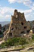 pic of goreme  - Open Air Museum in Goreme  - JPG