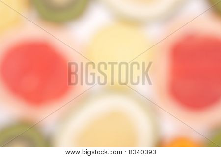 Blurry Abstract Background