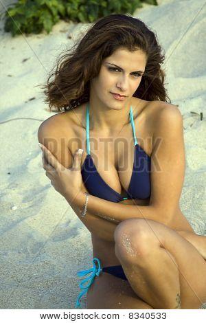 Bikini at the Beach